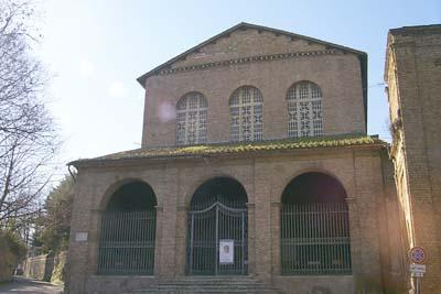 Chiesa di Santa Balbina