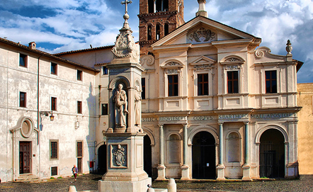 Basilica San Bartolomeo all'Isola