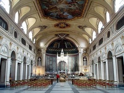 Santa Cecilia in Trastevere - Navata