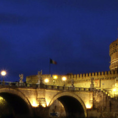 Castel Sant'Angelo e il Passetto di Borgo
