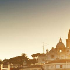 Cupola di San Pietro e Via Piccolomini