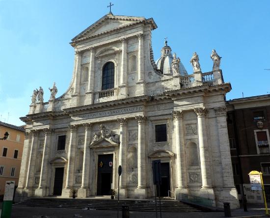 La Chiesa di San Giovanni dei Fiorentini