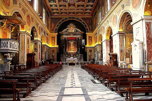 Chiesa di San Lorenzo in Lucina