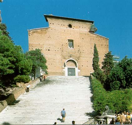 Santa Maria in Aracoeli - Campidoglio