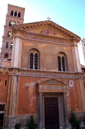 Chiesa di Santa Pudenziana, Roma