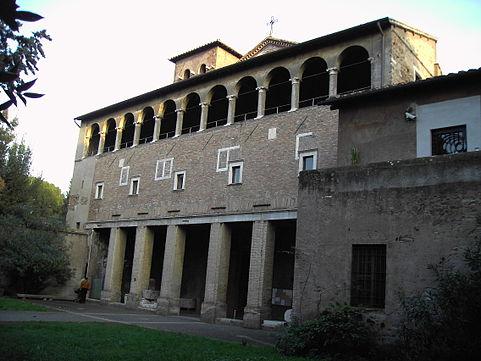 Basilica di San Saba