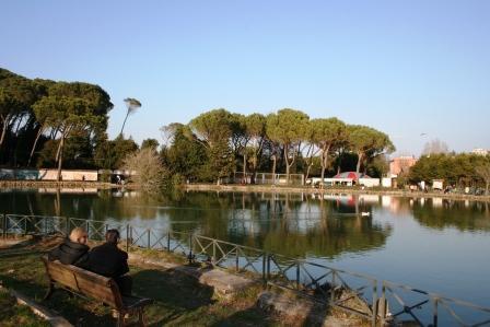 Villa Ada - Giardini