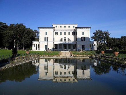 Villa Torlonia - Roma