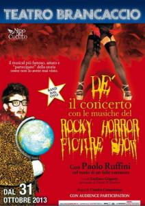 Halloween Teatro Brancaccio