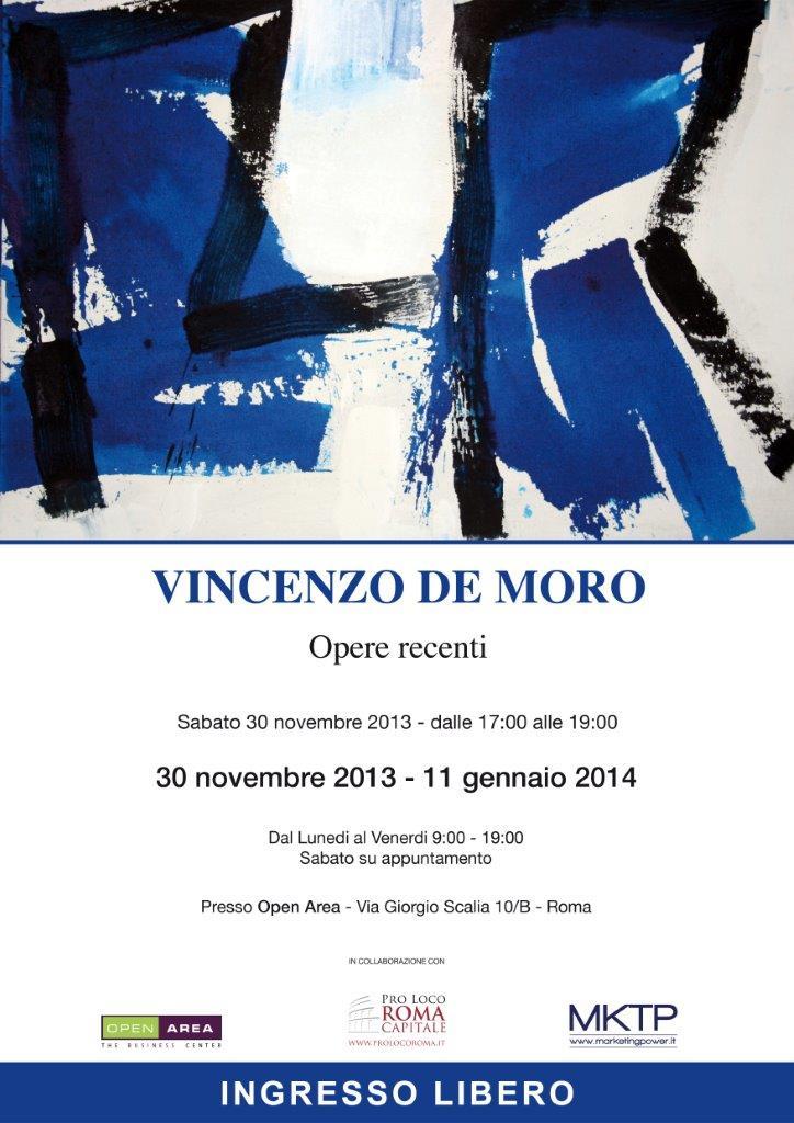 Vincenzo De Moro - Opere Recenti