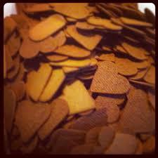 Festa di Santa Lucia - Biscotti svedesi Pepparkakor
