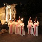 Coro per la festa di Santa Lucia