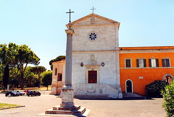 La Piazza di San Pietro in Montorio
