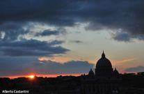 Alberto Costantini – Vista San Pietro