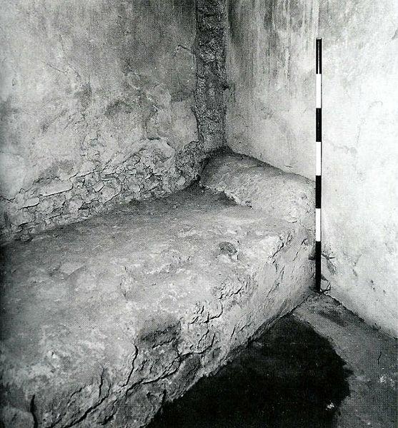 Uno dei Lupanari ritrovati a Pompei