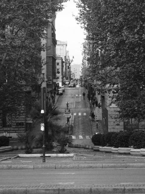 Via Sistina. La Strada Felice di Sisto V