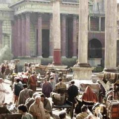 Lupanari Romani