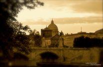 Marco Mutolo – Vista San Pietro da lungotevere