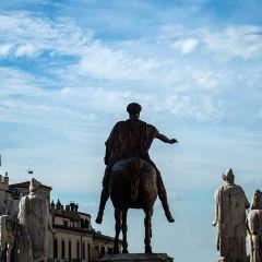 Massimiliano Benvenuti – Statua Marco Aurelio – Campidoglio