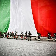 Michele Rallo –  Colosseo Italia 150 anni
