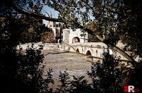 Michele Rallo – Piena del Tevere Ponte Milvio