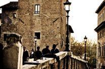 Michele Rallo –  Ponte Fabricio, Isola Tiberina