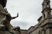 Ornella Simeoni – Fontana dei Quattro Fiumi e Sant'Agnese in Agone