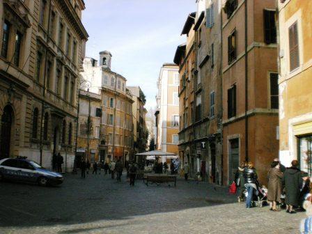 Sinagoga: il Ghetto di Roma