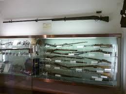 Museo Criminologico: Pistole e Fucili