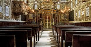 Sinagoga: interno