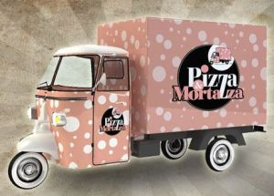 Pizza e Mortazza: ape