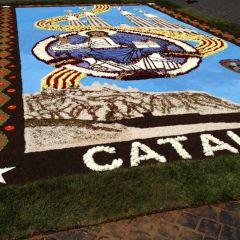 Tappeto Catalogna – Spagna