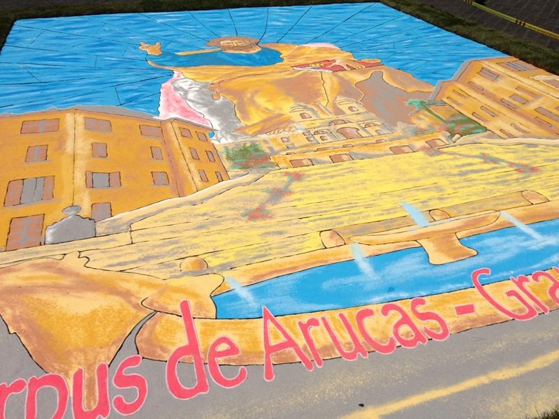 Tappeto Arucas Gran Canaria - Spagna