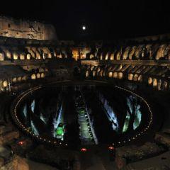 La Luna sul Colosseo – Estate romana 2014