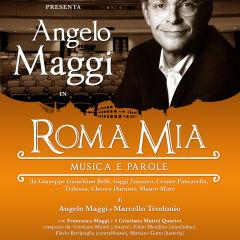 Roma in giro per l'Italia con Angelo Maggi