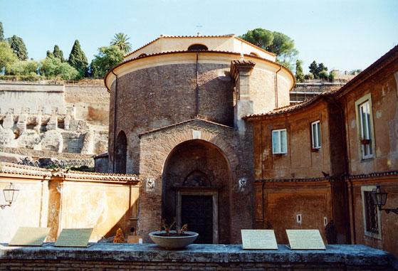 La Chiesa di San Teodoro al Palatino - Roma