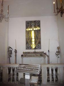 Una Cripta presente nella Chiesa dei Morti