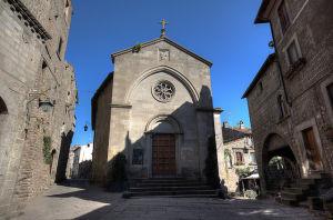 La Chiesa di San Pellegrino