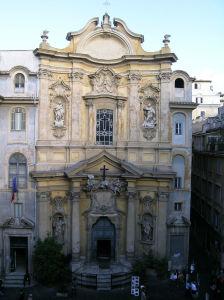 Il tour dei cinque sensi continua, presso la Chiesa della Maddalena
