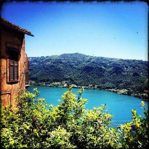 Lago di Nemi ai Castelli Romani
