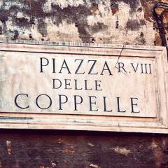 Piazza delle Coppelle e la sua Chiesa