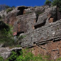 Norchia | Importante centro del'Etruria