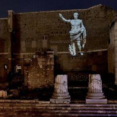 Viaggio nel foro di Augusto 2000 anni dopo