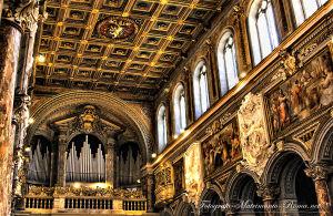 San Marco Evangelista Roma