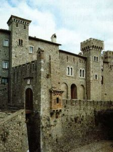 Castello Baronale Collalto Sabino