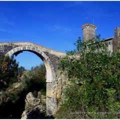 Il Castello dell'Abbadia | Vulci