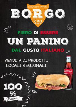Paninoteca Borgo 139 Roma