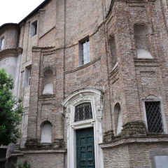 La chiesa di Santa Maria dei Sette Dolori