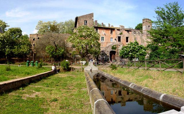 Valle della Caffarella - Natura e Storia