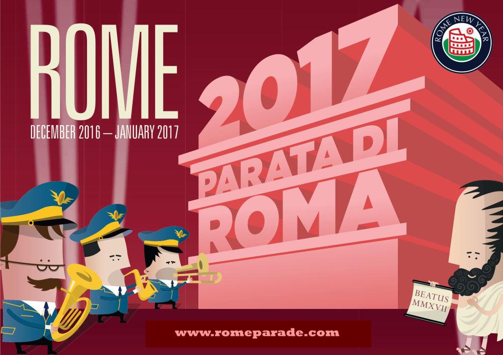 Festival di frascati e New Year's Parade a Roma